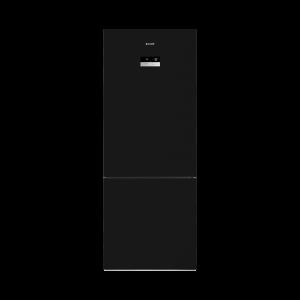 Arçelik 2488 CNGS A+ Siyah Camlı Buzdolabı