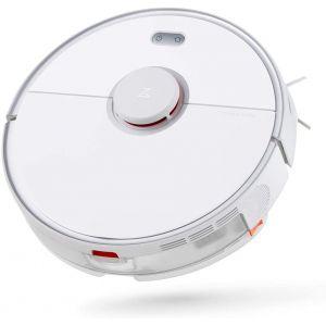 Xiaomi Roborock S5 Max Vacuum Cleaner Akıllı Robot Süpürge ve Paspas - Beyaz (Roborock Tükiye Garantili)