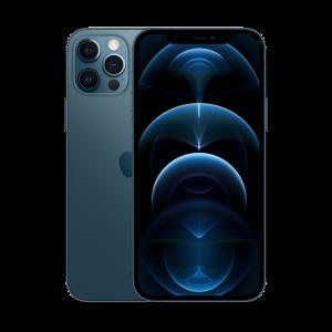 Apple iPhone 12 Pro Max 512GB Pasifik Mavi (Apple Türkiye Garantili)