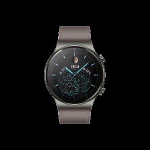 Huawei WatchGT2 ProVidar-B19V GrayBrown Akıllı Saat