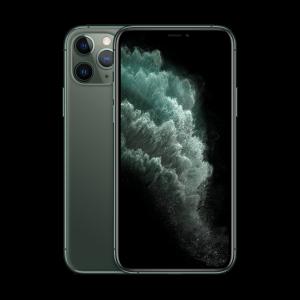 Apple İphone 11 Pro 64 GB Gece Yeşili (Apple Türkiye Garantili)