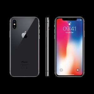 Apple iPhone X 64 GB Space Gray