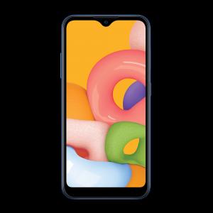 Samsung Galaxy A01 16 GB Mavi Cep Telefonu (Samsung Türkiye Garantili)