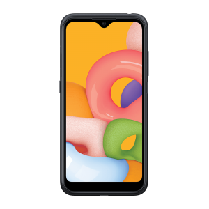 Samsung Galaxy A01 16 GB Siyah Cep Telefonu (Samsung Türkiye Garantili)