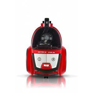 Arnica Pika ET14430 Toz Torbasız Kırmızı Elektrikli Süpürge