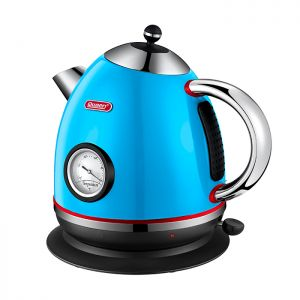 Queen Retro Blue Kettle Su Isıtıcı
