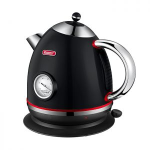 Queen Retro Black Kettle Su Isıtıcı