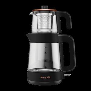 Arçelik CM 6964 S Siyah Resital Çay Makinesi