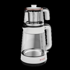 Arçelik CM 6964 Beyaz Resital Çay Makinesi