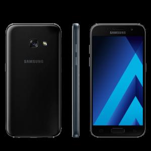 Samsung A3 2017 (A320F) Siyah CepTelefonu