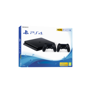 SONY Playstation PS4 1 TB + DS 4 Oyun Konsolu